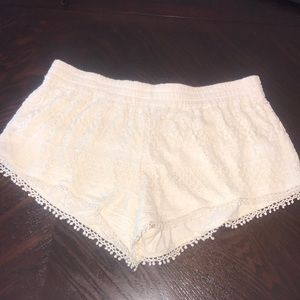 Forever 21 Small Lace shorts